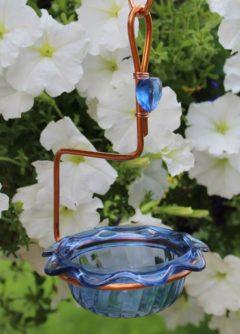 Single Bluebird Feeder